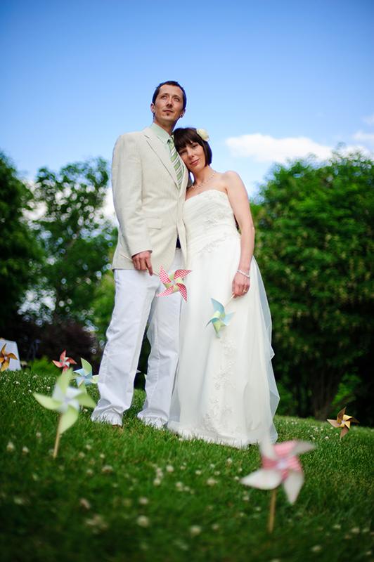 Wedding anniversary photo shoot at The Arboretum