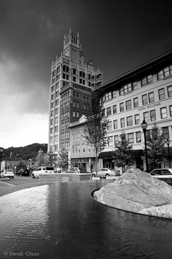Jackson Building - Architecture in Asheville