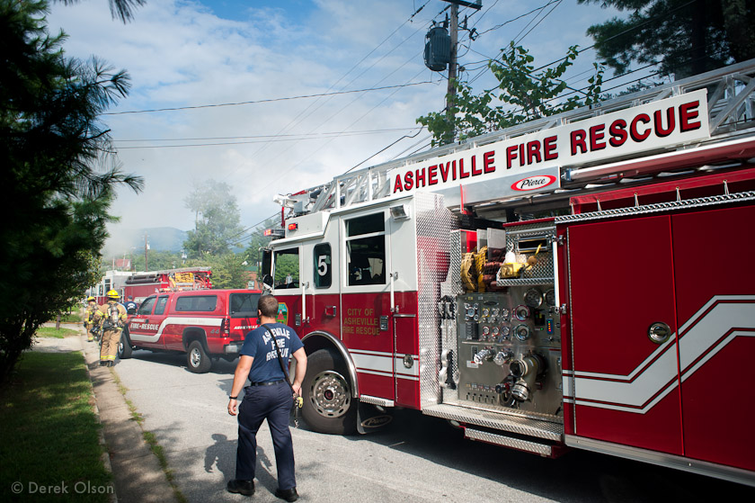 Asheville Fire Rescue