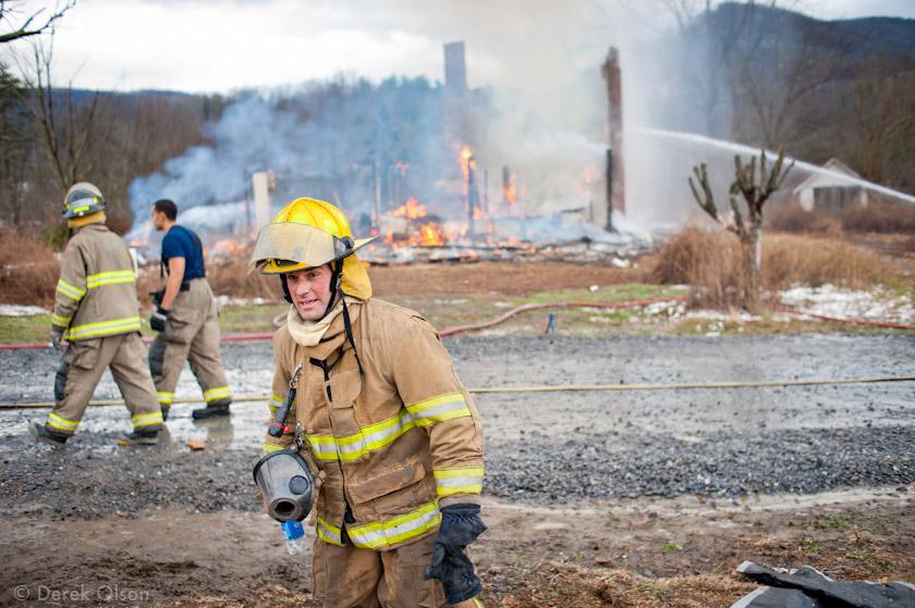 Asheville firefighter