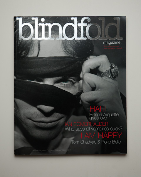 Cover of Blindfold Mag