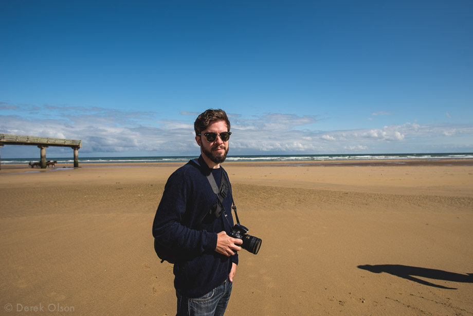^ Me on Ohama Beach with the Nikon 24 1.4mm. Guess it looks like I want the 20mm after all