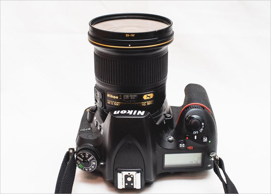 Nikon D750 with Nikon 20mm 1.8 lens